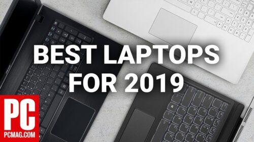 2019's Best Laptops to Buy...So Far