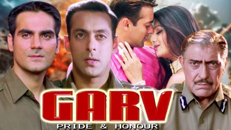 Garv Full Movie | Salman Khan | Shilpa Shetty | Arbaaz Khan | Hindi Action Movie | Hindi HD Movie