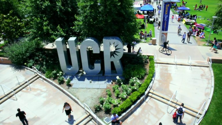UCR: You'll Love It Here