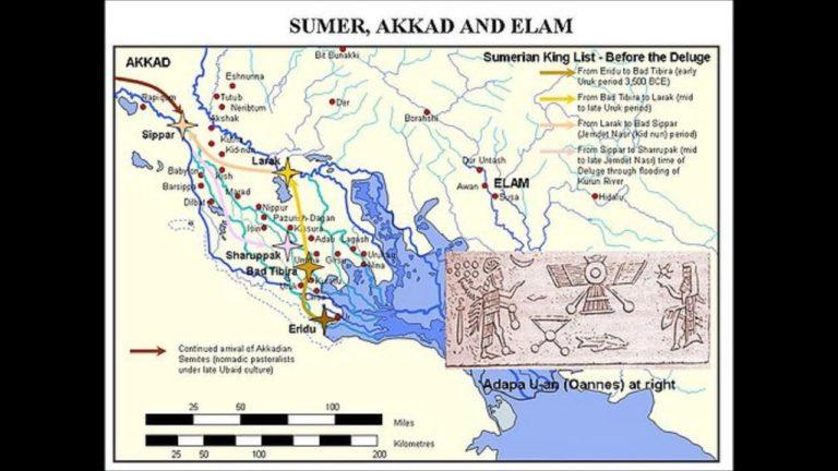 Assyrian - Babylonian Literature about UAE territory: Meluhha, by Prof. Muhammad Shamsadin Megalommatis