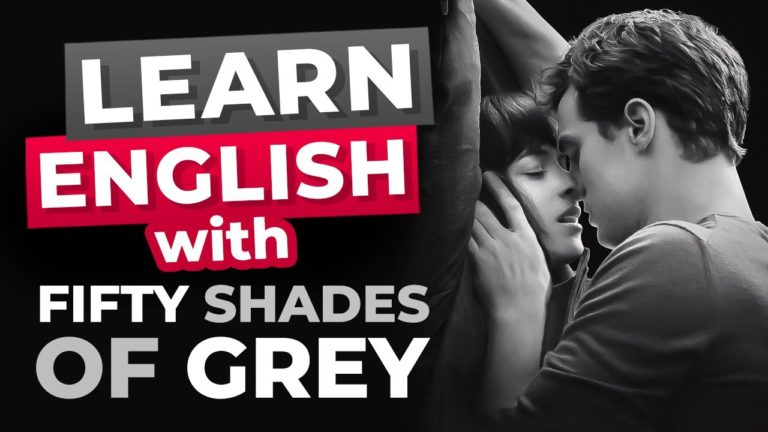 Learn English With Movies   FIFTY SHADES OF GREY