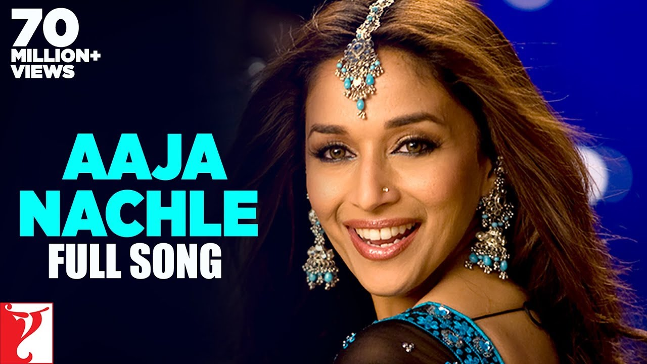 Aaja Nachle - Full Title Song   Madhuri Dixit   Sunidhi Chauhan