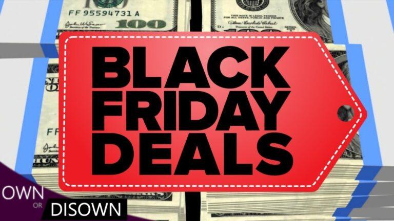 Best Black Friday Laptop Deals - Don't Miss Out !