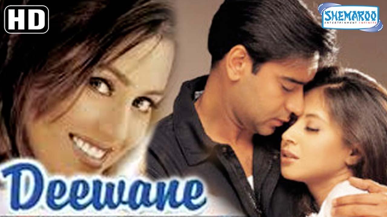 Deewane {HD} - Ajay Devgan, Urmila Matondkar, Mahima Chaudhry -Hindi Full Movie-(With Eng Subtitles)