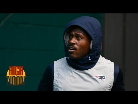 Will the Patriots cut ties with Antonio Brown after latest allegations? | High Noon