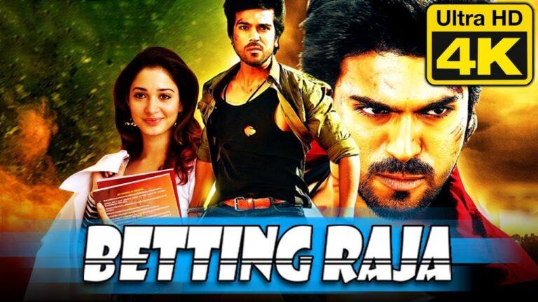 Betting Raja (4K Ultra HD) Hindi Dubbed Movie | Ram Charan, Tamannaah Bhatia, Mukesh Rishi