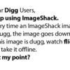 Dear Digg Users