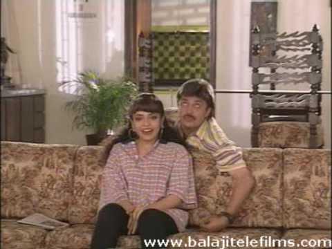 Padosan Episode25, Part 1 Comedy serial (Hindi), DD Metro (Doordarshan)