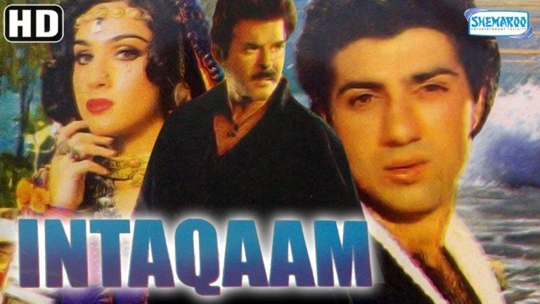 Inteqam (HD) Hindi Full Movie - Sunny Deol | Anil Kapoor | Kimi Katkar | Meenakshi - Hit Hindi Movie
