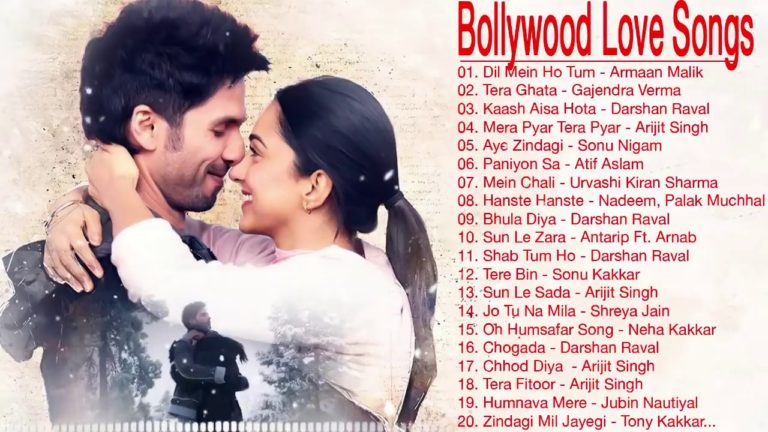 ROMANTIC HINDI LOVE SONGS 2019 | Latest Bollywood Songs 2019- Hindi Remix Songs - Indian Songs