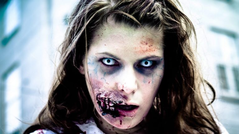 Zombie Experiments Horror Movies 2020 Hollywood Thriller Film In English