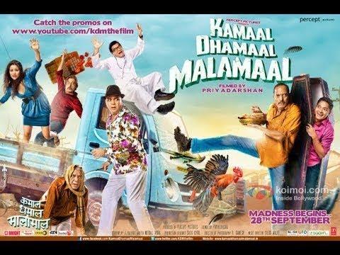 Kamaal Dhamaal Malamaal Hindi Full Movie 2019