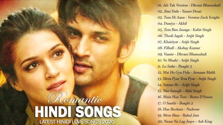New Hindi Songs 2020 - Best Hindi Romantic Songs Jukebox - Bollywood Heart Touching Songs 2020