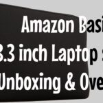 Amazon Basics: 13.3 inch Laptop Sleeve - Unboxing & Overview