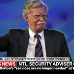 BREAKING NEWS - Trump fires National Security Adviser John Bolton   ABC News