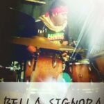 Bella Signora [Pretty Lady] - Sepztacy