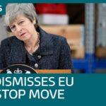 Britain dismisses latest EU move to end Brexit deadlock   ITV News