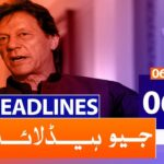 Geo Headlines 06 PM | 6th January 2020