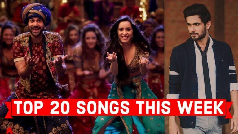 Top 20 Songs This Week Hindi Punjabi 2018 (August 5) | Latest Bollywood Songs 2018