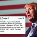 Trump says Iran will be hit 'very fast' if they strike American assets