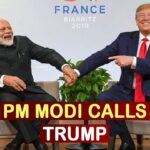 Watch What PM Modi And Donald Trump Wished Each Other On The Phone