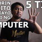 5 Tips sa pag bili ng COMPUTER ngayong 2020! | Computer Buying Guide Ep. 01 | Cavemann TechXclusive
