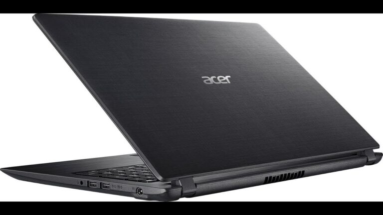 Acer Aspire 3 Core i3 6th Gen Price, Features, Review
