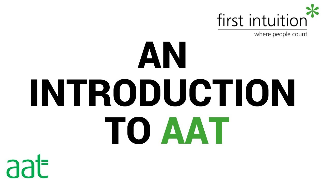 An Introduction to AAT