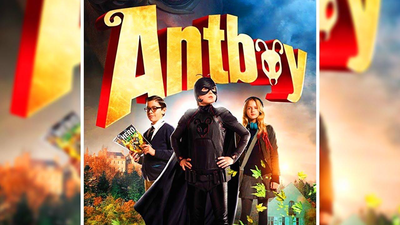 Antboy   Full Movie English   HD   Family Film   Adventure   Comedy