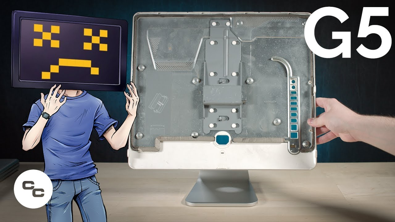 Apple iMac G5 Won't Boot (Cheap eBay Find) - Krazy Ken's Tech Misadventures