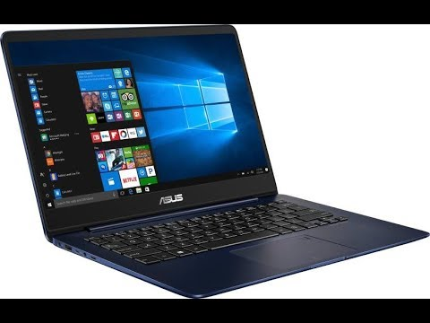 Asus ZenBook Core i7 8th Gen Price, Features, Review