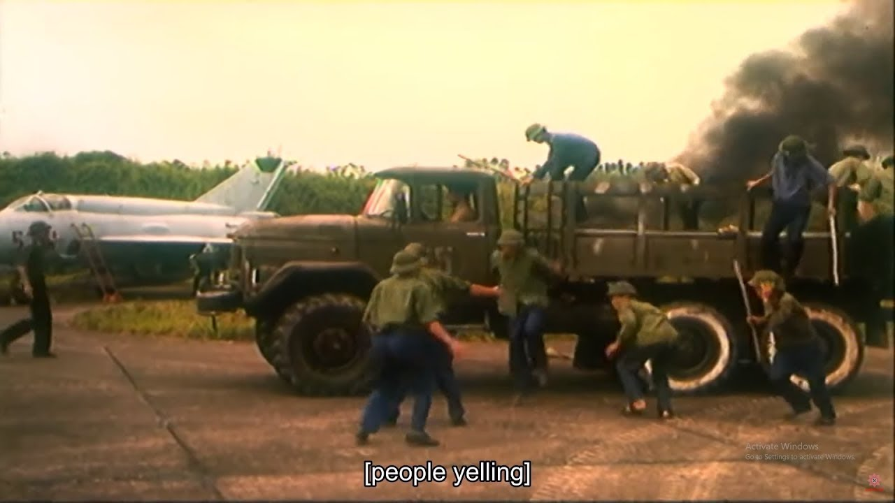 Best Vietnam War Movies   Soldier Love   Full Length English Subtitles
