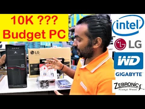 Budget PC Build Rs 10k ONLY !!!