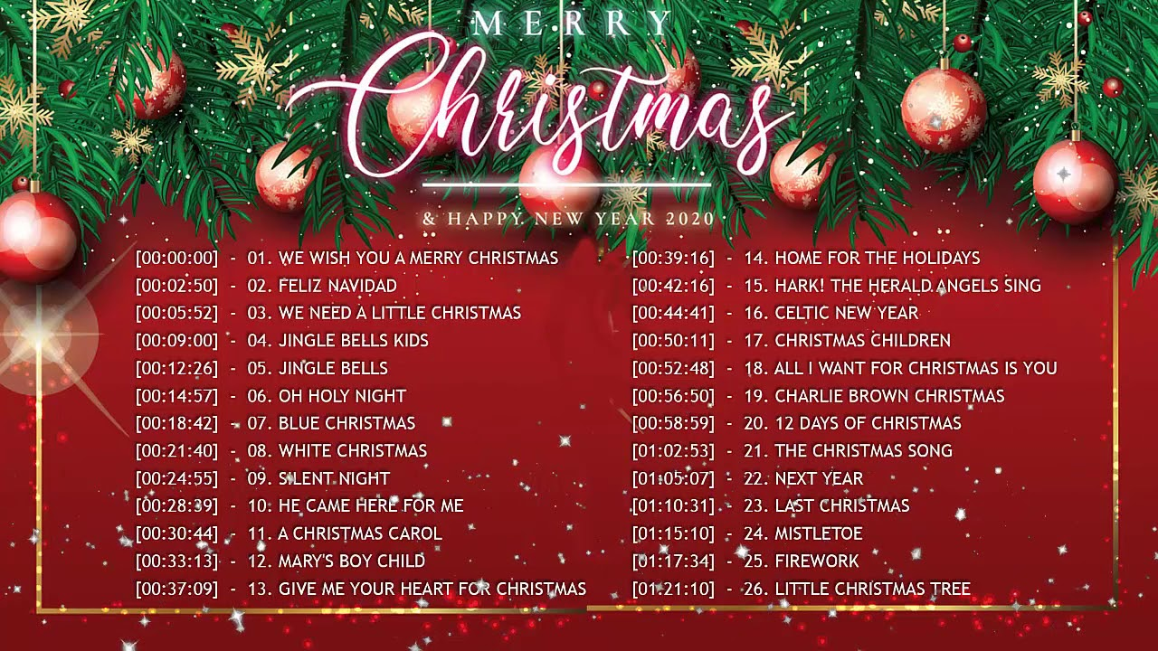 Christmas Music 2020 ? Top Christmas Songs Playlist 2020 ? Best Christmas Songs Ever
