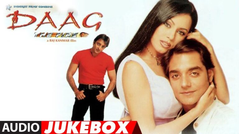 Daag The Fire hindi Film Full Album (Audio) Jukebox | Sanjay Dutt,Mahima Chaudhary