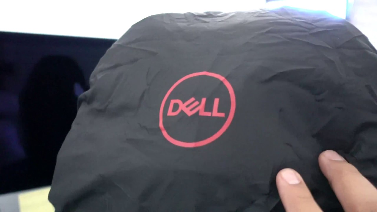Dell Gaming Backpack 15 - Unboxing & First Impressions