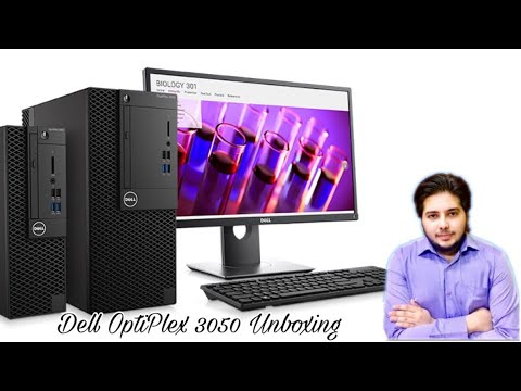 Dell OptiPlex 3050 i5 Unboxing And First Look  