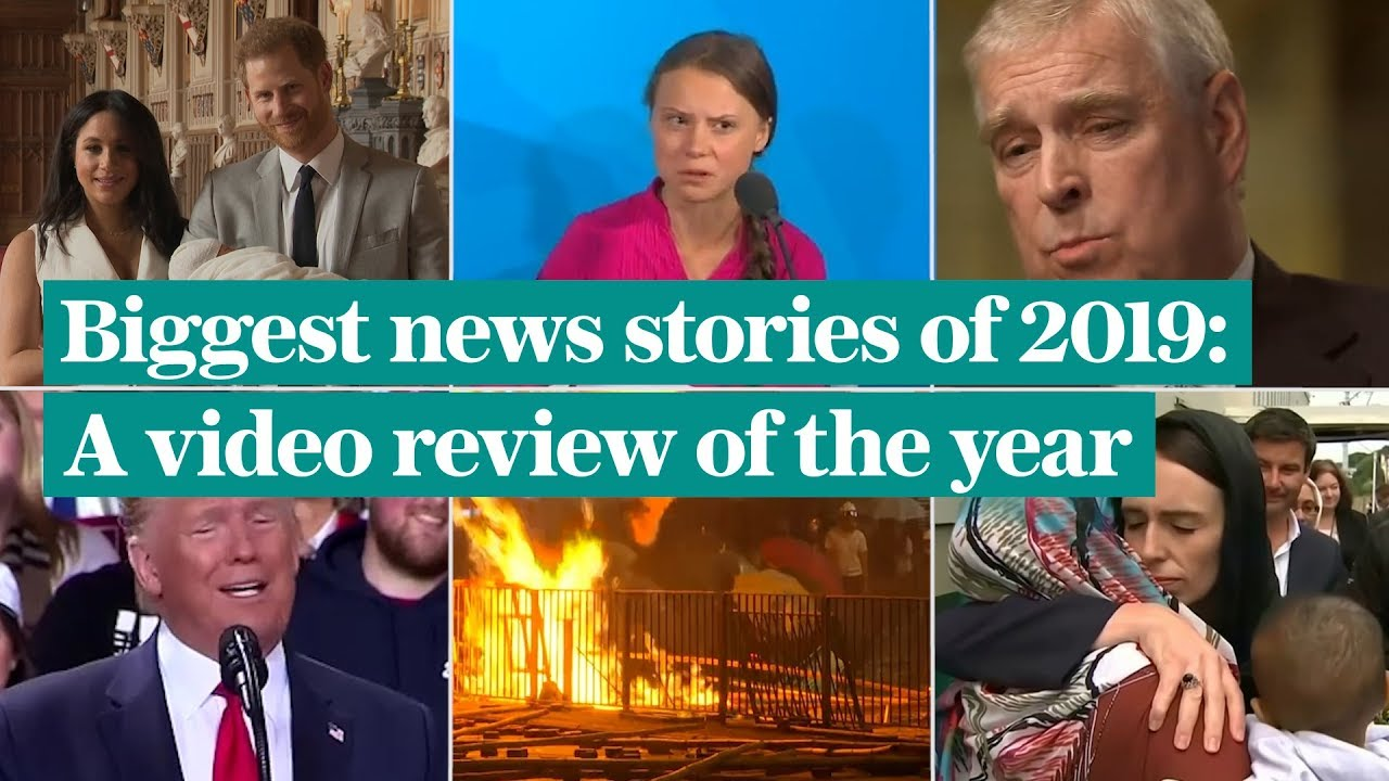 From Prince Andrew's interview, a landslide election and US impeachment: The biggest stories of 2019
