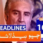 Geo Headlines 10 AM | 8th January 2020