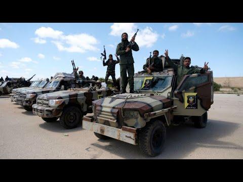 Haftar's forces claim air strike on Tripoli suburb as Libya crisis escalates