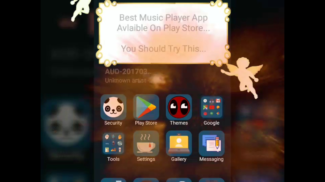 (Hindi) Best Music Player App You Should Try This..