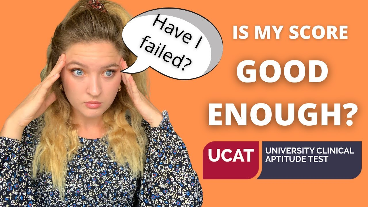 IS MY UCAT SCORE GOOD ENOUGH? | Where to apply with a LOW UCAT score