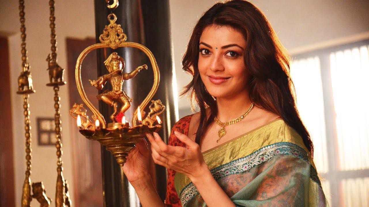 Kajal Aggarwal New Blockbuster Hindi Dubbed Movie   2018 South Indian Full Hindi Action Movies
