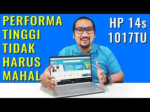 Laptop Terjangkau dengan Core i5 10nm Terbaru: Review HP14s 1017TU - Indonesia