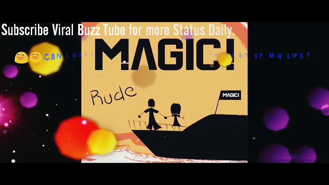 MAGIC Rude Cute Love English Hollywood Music Song 30 Second Whatsapp Video Clips HD