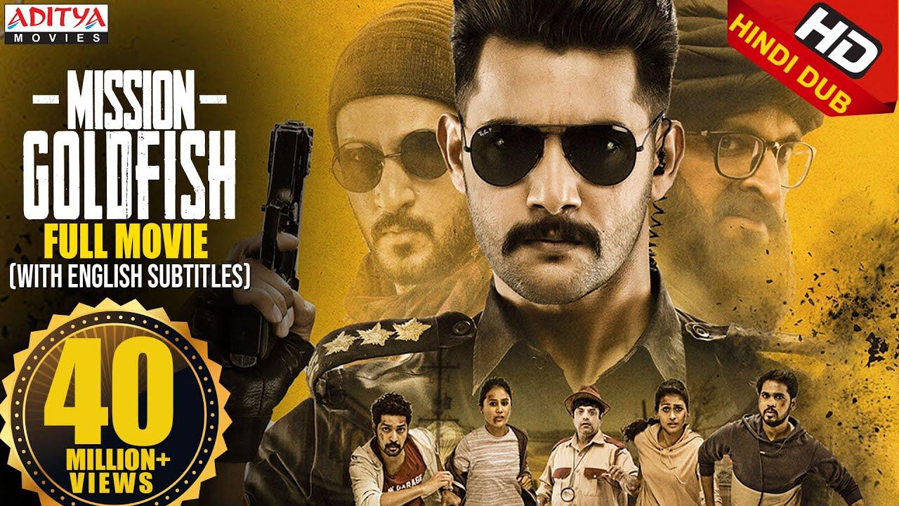 Mission Gold Fish New Released Hindi Dubbed Movie 2020 | Aadi, Sasha Chettri, Nitya Na