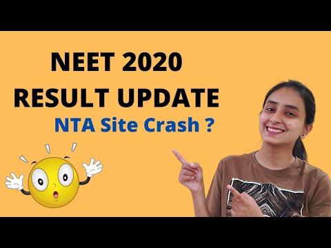 NEET 2020 RESULT UPDATE !