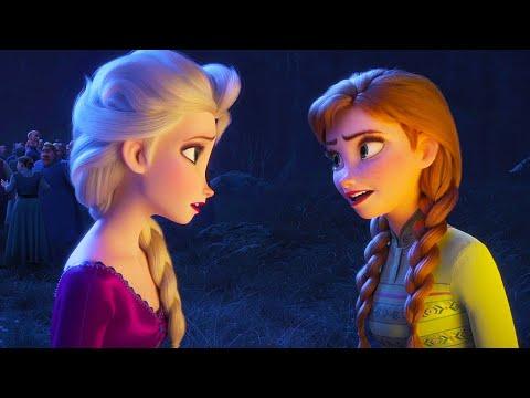 NEW Frozen 2 Clip - Anna Explains Frozen To Elsa