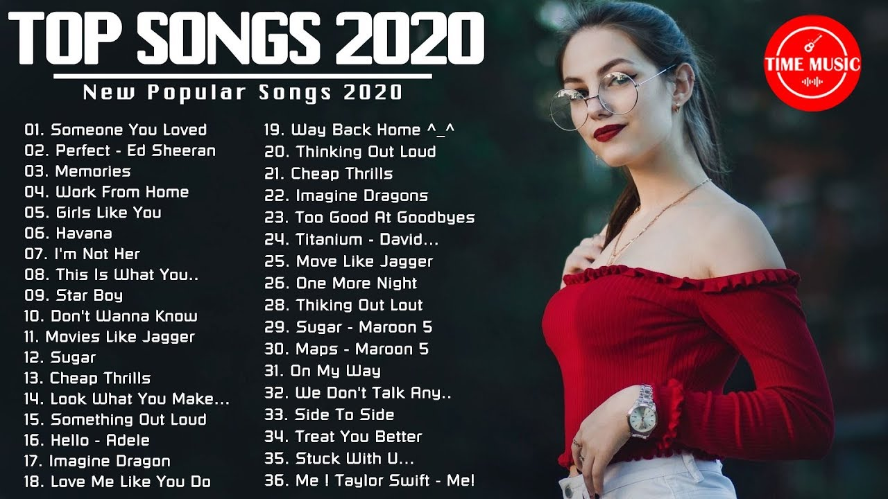 New Songs 2020 🧁 Top 40 Popular Songs Playlist 2020 🧁 Best english Music Collection 2020