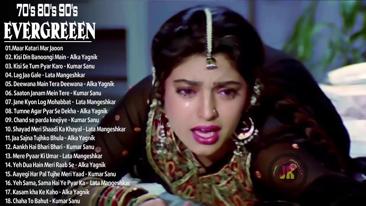 OLD SAD SONGS 2019 ??? पुराने हिंदी गाने बॉलीवुड 90's सदाबहार _ कुमार सानू और अल्का याग्निक गीत